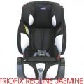 KLIPPAN automobilinė kėdutė 9-36 kg Triofix recline Jasmine