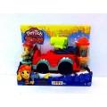 M&Z ZA-Play-Doh Gaisrinės mašina B3416 5418 nuotrauka nr.1