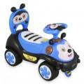 ALEXIS paspirtukas - mašinytė Bitutė 7625 mėlynos spalvos nuotrauka nr.2