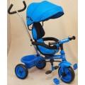 ALEXIS 8819-9 triratukas mėlynos spalvos nuotrauka nr.2
