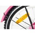 ELGROM 1801 vaikiškas dviratis TOMABIKE 18`` rausvos  spalvos nuotrauka nr.6