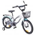 """ELGROM 1801 vaikiškas dviratis TOMABIKE EX. 18"""" TURKUS nuotrauka nr.2"""