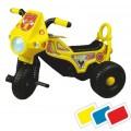 Paspirtukas - policijos motociklas  HARRY raudonos spalvos nuotrauka nr.1