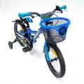 Vaikiškas dviratis aliuminio rėmu 4Kids Rebel