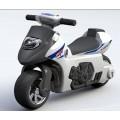 ALEXIS paspirtukas - motocikliukas HZ-617 baltos spalvos nuotrauka nr.2