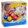 TOMY T2756 TOMY vonios žaislas - aštuonkojis nuotrauka nr.1