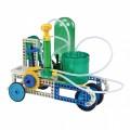 """Thames & Kosmos edukacinė priemonė - konstruktorius """"Oro ir vandens jėga"""" (555001) nuotrauka nr.7"""