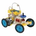 """Thames & Kosmos edukacinė priemonė - konstruktorius """"Nuotoliniu būdu valdomi mechanizmai"""" (555004) nuotrauka nr.5"""