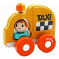"PlanToys žaislas - ""Taxi"" (PT5619)"