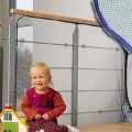 laiptu tureklu apsauga nuo vaiku