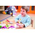 """Beleduc lavinamoji priemonė - Medžiaginis rinkinys žaidimui rolėmis """"Vaikai geria arbatą"""" (63002)"""