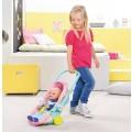 Baby Born Baby Carrier ir 2-in-1 nešioklė - vežimėlis lėlėms