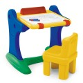 CHICCO vaikiškas staliukas su kėdute