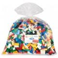 Q-Bricks rinkinys - Vaikų darželis, 1000 vnt. nuotrauka nr.2