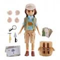 Lottie lėlė - Archeologė nuotrauka nr.4