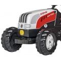 Rolly Toys Steyer Kid vaikiškas traktorius su priekaba