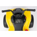TO-MA (PL) SW888 elektromobilis QUAD EVO  - geltonas nuotrauka nr.14
