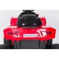 TO-MA (PL) SW888 elektromobilis QUAD EVO  - raudona nuotrauka nr.22