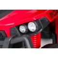 TO-MA (PL) SW888 elektromobilis QUAD EVO  - raudona nuotrauka nr.8