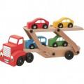 Automobilių pervėžimo sunkvežimis nuotrauka nr.1