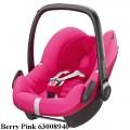 MAXI COSI Pebble 0-13 kg automobilinė kėdutė berry pink