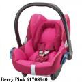 MAXI COSI automobilinė kėdutė 0-13 kg CABRIOFIX berry pink