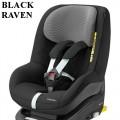 MAXI COSI Pearl 9-18kg automobilinė kėdutė black raven