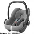 MAXI COSI Pebble 0-13 kg automobilinė kėdutė concrete grey