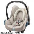 MAXI COSI automobilinė kėdutė 0-13 kg CABRIOFIX digital rain