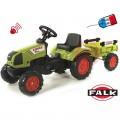 FALK Max Claas Arion vaikiškas traktorius su pedalais nuotrauka nr.2
