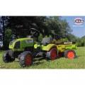 FALK Max Claas Arion vaikiškas traktorius su pedalais nuotrauka nr.5