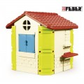 FEBER House didelis žaidimų namelis su griliumi nuotrauka nr.2