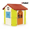 FEBER House didelis žaidimų namelis su griliumi nuotrauka nr.3