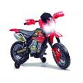 Feber  Motorbike Cross 400F akumuliatorinis motociklas 6V nuotrauka nr.4