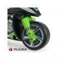 Injusa  paspirtukas-motocikliukas Kawasaki Winner nuotrauka nr.4