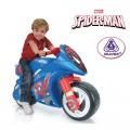 Injusa  paspirtukas-motocikliukas Motor Spiderman
