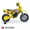 Injusa Cross Drift Thunder Max 12V elektrinis motociklas