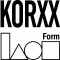 Korxx kamštmedžio kaladėlių rinkinys Form M (79047)