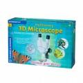 """Thames & Kosmos edukacinė priemonė """"Mano atradimų 3D mikroskopas"""" (510463)"""