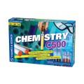 """Thames & Kosmos lavinamoji priemonė - rinkinys """"Chemija 500"""" (665012)"""