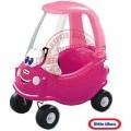 Little Tikes Cozy Coupe princesės automobiliukas, rausvas nuotrauka nr.2