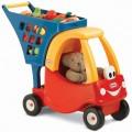 Little Tikes pirkinių vežimėlis - mašinytė Cozy Coupe