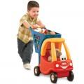 Little Tikes pirkinių vežimėlis - mašinytė Cozy Coupe nuotrauka nr.1