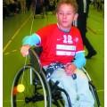 MEGAFORM fizinio lavinimo priemonė - Swing Ping Pong (M435214)
