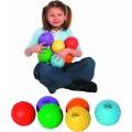 """MEGAFORM fizinio lavinimo priemonė - SPORDAS kamuolių rinkinys """"E-Z Balls"""" (M581130)"""