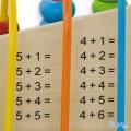 Medinis matematinis žaidimas
