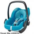 MAXI COSI Pebble 0-13 kg automobilinė kėdutė mosaic blue