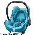 MAXI COSI automobilinė kėdutė 0-13 kg CABRIOFIX mosaic blue