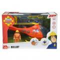 Simba gelbėtojų sraigtasparnis su garsu ir šviesos efektais Gaisrininkas Semas nuotrauka nr.2
