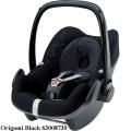 MAXI COSI Pebble 0-13 kg automobilinė kėdutė origami black